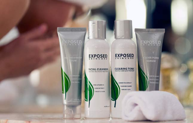Exposed Skin Care -Clear Skin in 30 Days