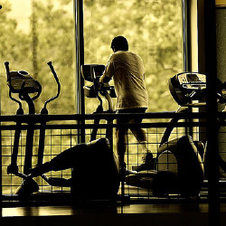 Do exercise to aid your skin.