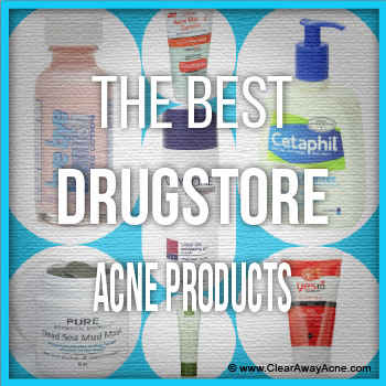 The best drugstore acne products that are worth buying.