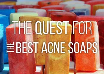 10 Best Acne Soaps of 2017 - All From Choosing to Using Them Effectively | CAA