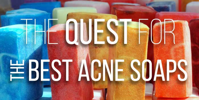 Top 10 best acne soaps compared and reviewed.