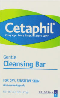 Best acne soap from cetaphil.