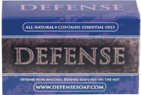 Defense Soap -- The best antibacterial acne soap.