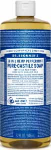 Dr. Bronner's Castile Liquid Soap Acne Cleanser Review