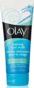 Olay Foaming Acne Face Wash