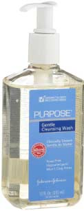 Purpose Gentle Acne Cleanser