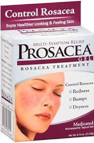 How to get rid of rosacea with prosacea