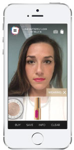 Make up genius. The most advanced makeup and skin care app.