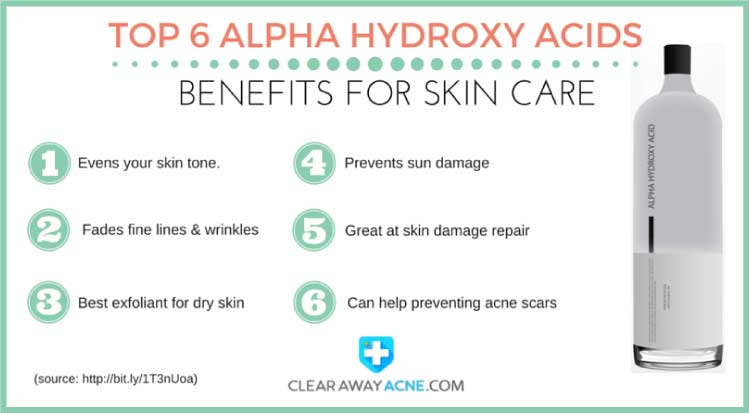 best over the counter acne treatments based on alpha hydroxy acids