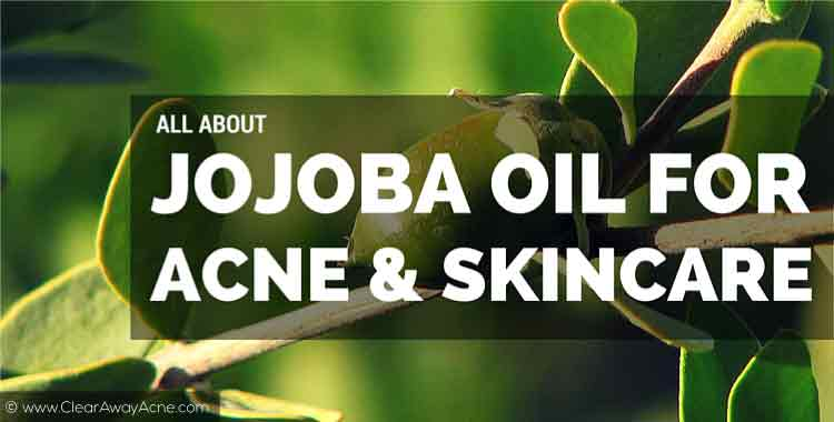 How to use jojoba oil for acne treatment