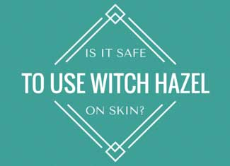 how to use witch hazel for acne safety tips for skin care