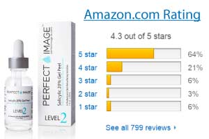 perfect image salicylic acid acne treatment amazon review