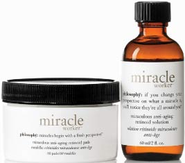 Prescriptive acne treatment - Miracle retinoid based skin care product