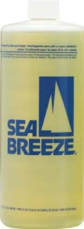 Sea breeze astringent for scalp acne
