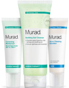 murad acne treatment product for sensitive skin