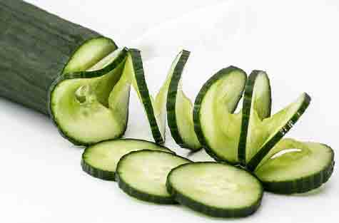 cucumber anti acne vegetable
