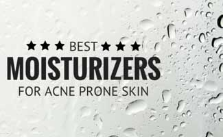 Best non comedogenic moisturizers for acne prone skin.