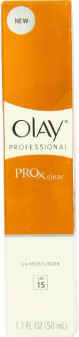 Olay Professional Pro X Clear UV Moisturizer for Acne