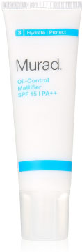 Murad Oil control Mattifier for acne prone skin