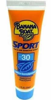 banana boat face sun screen for acne prone skin