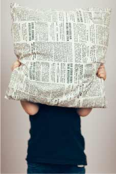 acne skin care tip - change pillow cases frequently