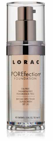 Lorac Porefection Broad Spectrum Foundation For Acne