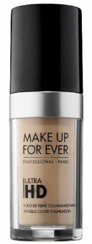 Make Up For Ever Ultra HD Liquid Foundation For Acne Prone Skin