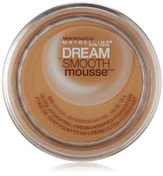 Maybelline New York Dream Smooth Mousse Foundation, Natural Beige