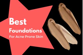20 Best non Comedogenic Foundations for Acne Prone Skin in 2017