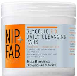 Nip Fab Glycolic Acid Fix Daily Cleansing Pads