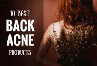 Bast back acne treatment products