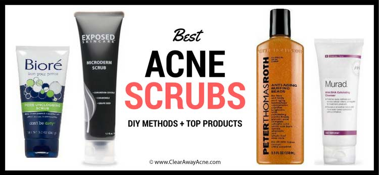 Best acne scrubs