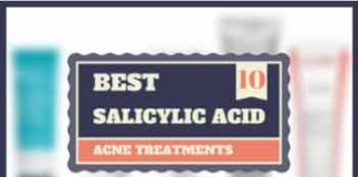 Top 10 salicylic acid acne treatment products