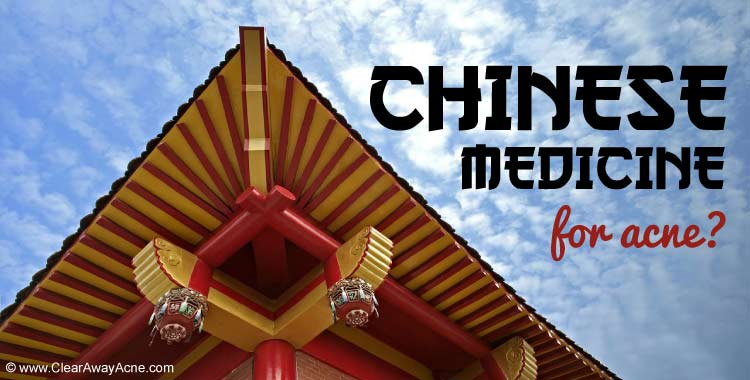Does Chinese medicine help acne?