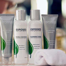 Exposed Skin Care
