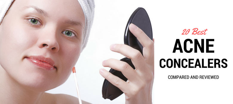 In this post, we're reviewing 20 best concealers for acne prone skin.
