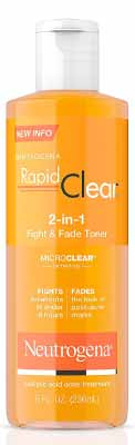 Neutrogena Rapid Clear 2 in 1 Fight & Fade AcneToner