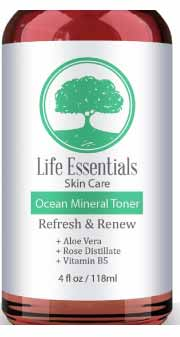 Ocean Mineral Toner For Acne Prone Skin