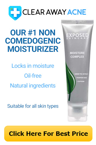 Our #1 Rated Non Comedogenic Moisturizer