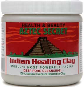 Aztec Secret Indian Healing Clay for Blackheads