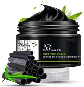 Bamboo Charcoal Blackhead Peel Off Face Mask