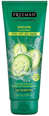 Freeman Cucumber Facial Peel Off Mask for Blackheads
