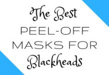 Quest for the best face masks for peeling off blackheads