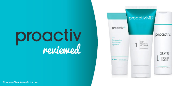 Reviewing all products offered by Proactiv Solution