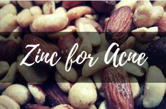 Zinc for acne, a research backed, actionable guide.