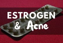 Estrogen and acne relationship