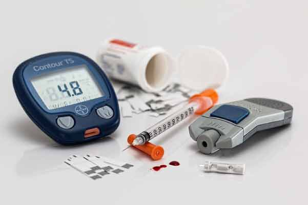 Diabetes role in estrogen and acne relationship