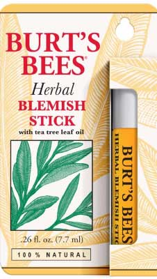 Burt's Bees Herbal Acne Blemish Stick