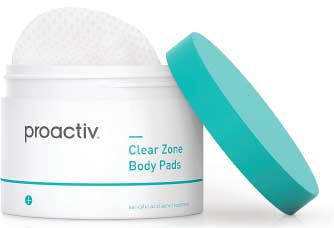 Proactiv Clearzone Body Acne Pads