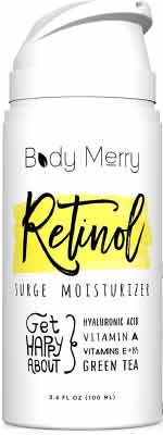 Retinol Surge Moisturizer Retinol Cream for Acne